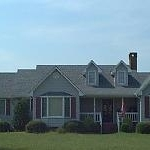 Another beautiful home in Franklin, Virginia.